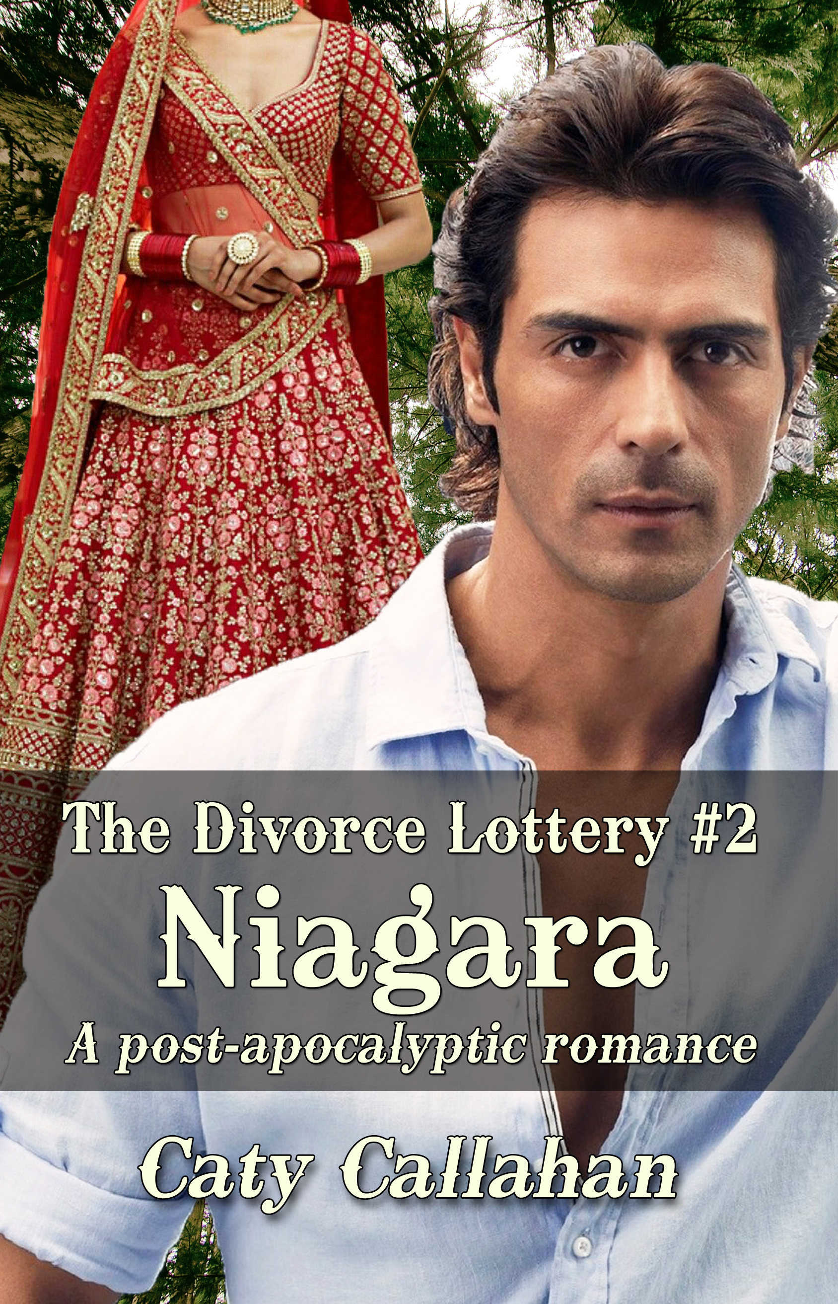 Divorce Lottery 2 Niagara | Sweet Christian romances for young adults